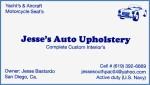 Jesse's Auto Upholstery